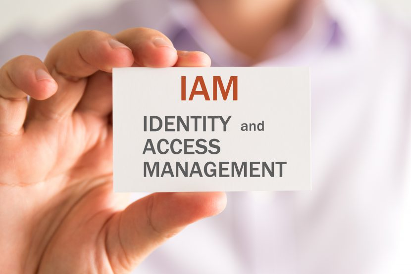 IAM IDENTITY AND ACCESS MANAGEMEN